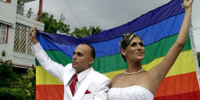 La stérilisation forcée des transsexuels était en vigueur depuis la loi de 1972 sur l'identité sexuelle.