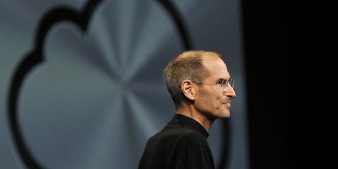 Steve Jobs, le 6 juin.