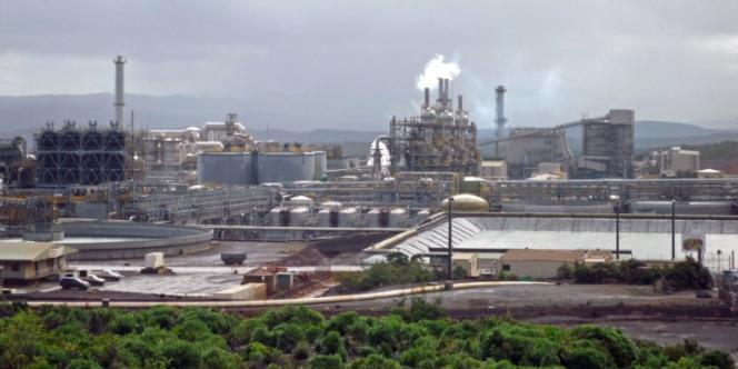 L'usine de traitement de nickel du brésilien Vale en Nouvelle-Calédonie est arrêtée pour plusieurs mois, en raison d'un incident survenu en mai à l'unité de production d'acide sulfurique.