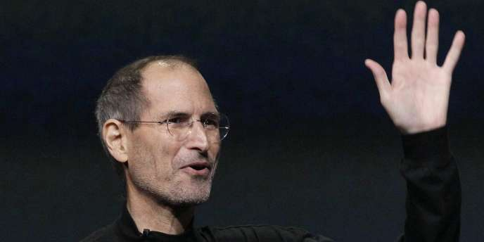 Steve Jobs, le fondateur d'Apple, le 2 mars 2011 à San Francisco.