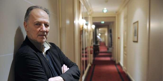 Le réalisateur allemand Werner Herzog confie dans un entretien publié dans le journal Le Monde :