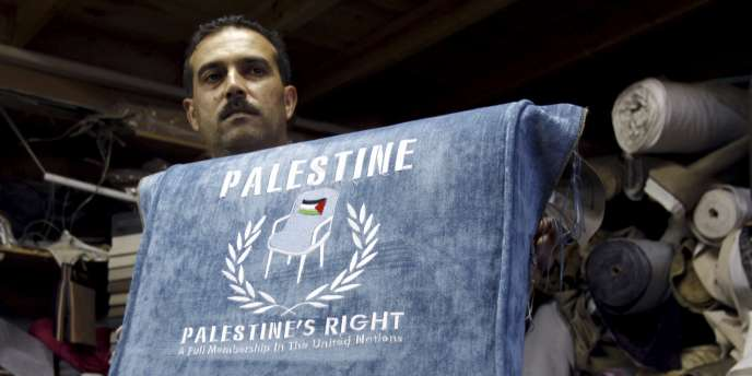 L'Autorité palestinienne a demandé officiellement sa reconnaissance par l'ONU.