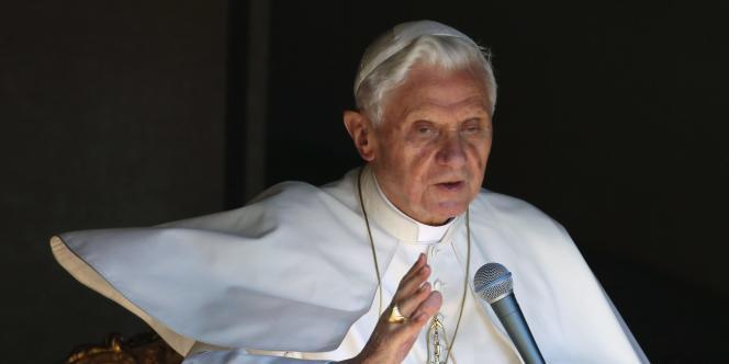 S'exprimant à l'occasion de l'audience générale sur la place Saint-Pierre, le pape s'est dit