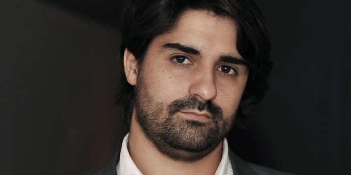Le journaliste de Mediapart, Fabrice Arfi