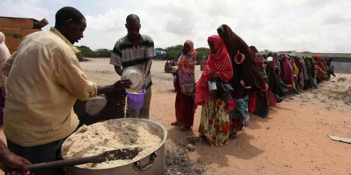 Selon les Nations unies, plus de 23 millions de personnes pourraient être touchées par une crise alimentaire au Niger, au Tchad, au Mali, au Burkina Faso, en Mauritanie et au Sénégal, frappés par de mauvaises récoltes l'an dernier.