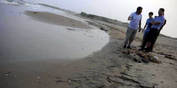80 % des détritus retrouvés dans les eaux côtières chinoises sont des matières plastiques.