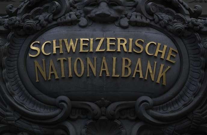 franc suisse - banque suisse