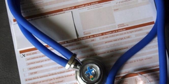 Le taux moyen des dépassements d'honoraires des médecins s'est stabilisé en 2013 à 56,3 %, au-delà du tarif fixé par la Sécurité sociale