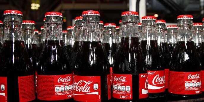 La Cour suprême américaine s'est penchée sur la taille des caractères d'une étiquette de canette de jus de fruit de la marque Minute Maid appartenant au groupe Coca-Cola.