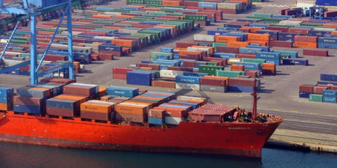 Le port de Fos-sur-Mer en 2011.