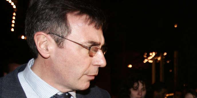 Patrick Sève, maire de la ville de l'Hay-les-Roses, le 14 janvier 2006.