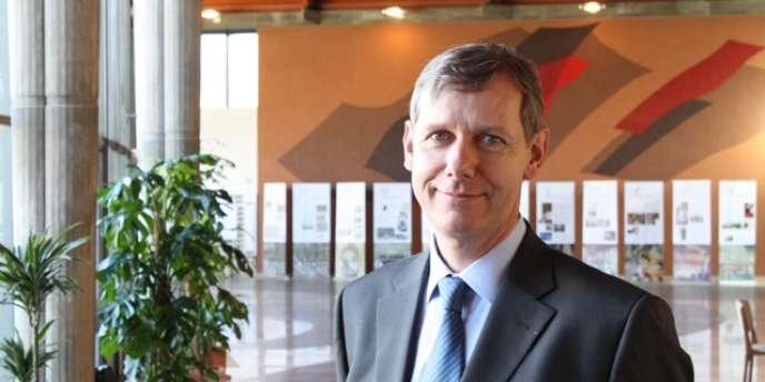 Jean-François Thony dirige l'Ecole nationale de la magistrature depuis 2007.