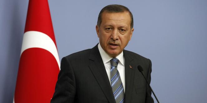 Le premier ministre turc, Recep Tayyip Erdogan, a assuré que