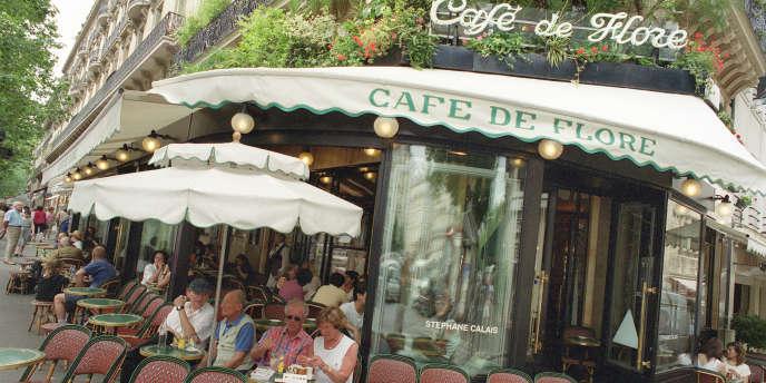 Le prix de Flore sera décerné le 7 novembre au café parisien.