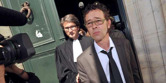 Le Dr Nicolas Bonnemaison, urgentiste de Bayonne, le 6 septembre 2011.
