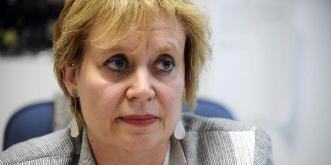 La juge Isabelle Prévost-Desprez.