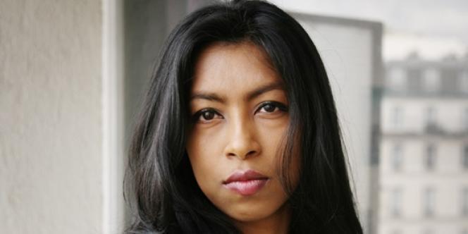 Shumona Sinha, auteure d'