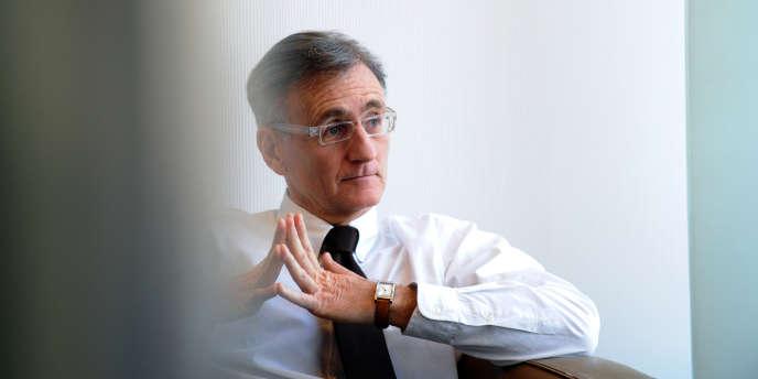 André Vallini, sénateur PS, était chargé des questions de justice dans l'équipe de campagne de François Hollande.