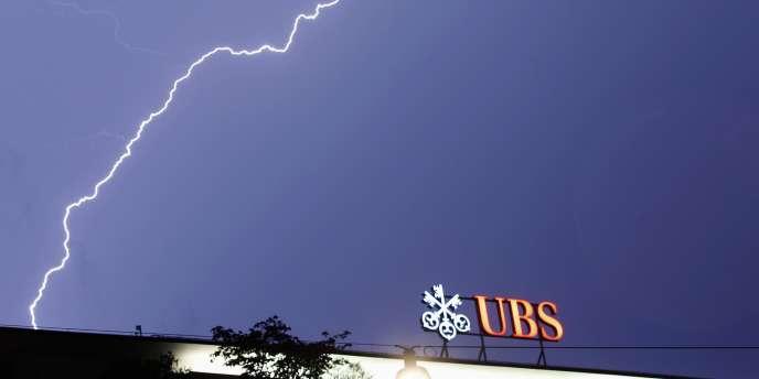 La grande banque suisse UBS a