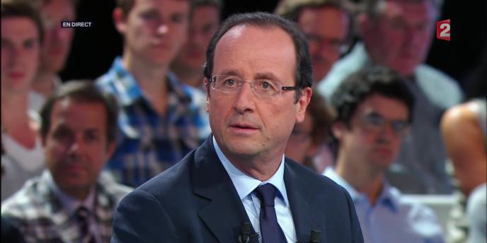 Le 15 septembre, le député de Corrèze précisait, lors du débat télévisé entre les candidats à la primaire, qu'il souhaitait recréer