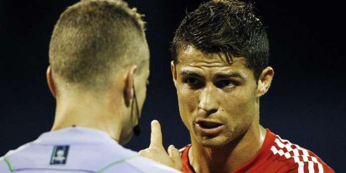 Cristiano Ronaldo estime que les arbitres ne protègent pas assez les joueurs talentueux comme lui.