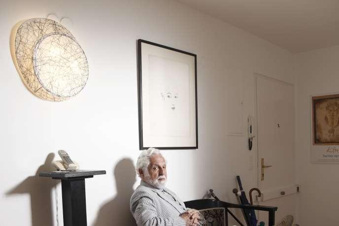 A 87 ans, Carl Djerassi vit à Vienne, sa ville d'origine, mais aussi à Londres et San Francisco.