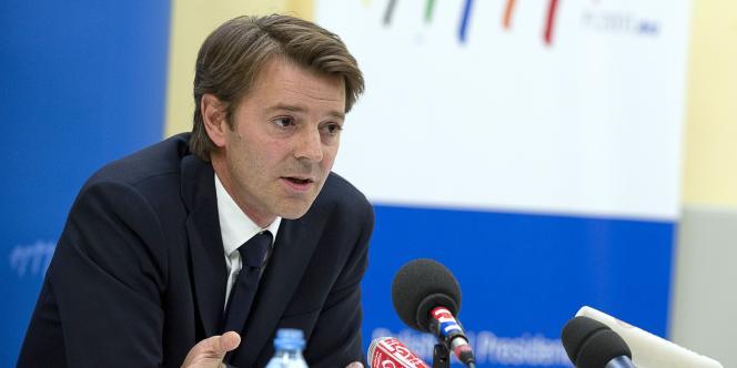 François Baroin, ministre de l'économie, le 16 septembre.
