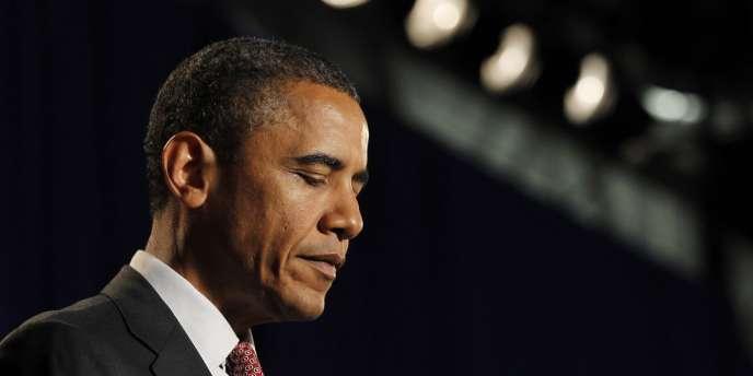 Barack Obama, en septembre 2011.