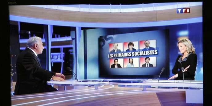 Dimanche, sur TF1, Dominique Strauss-Kahn a évoqué l'existence d'un