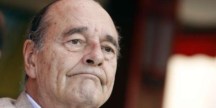 Le premier mandat de M.Chirac avait été entaché par une multiplication d'enquêtes judiciaires mettant en cause le chef de l'Etat.