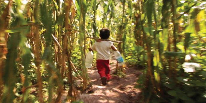 Une image du film documentaire mexicain d'Eugenio Polgovsky,
