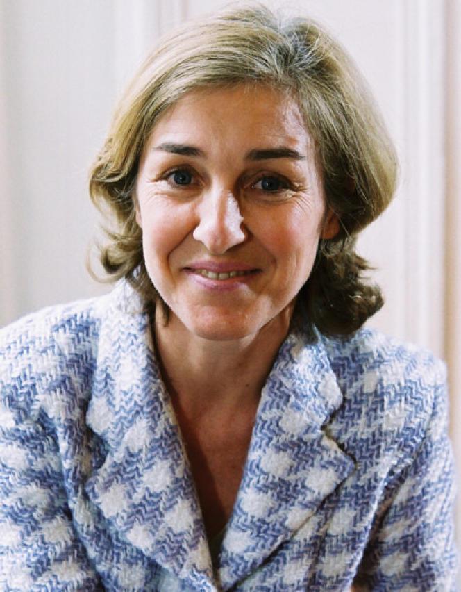 Isabelle Falque-Pierrotin a été réélue mardi présidente de la Commission nationale de l'informatique et des libertés (CNIL).