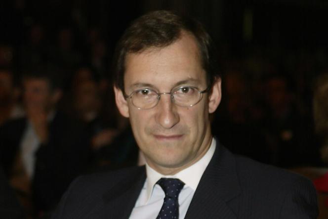 Nicolas Bazire, le 15 mai 2003.