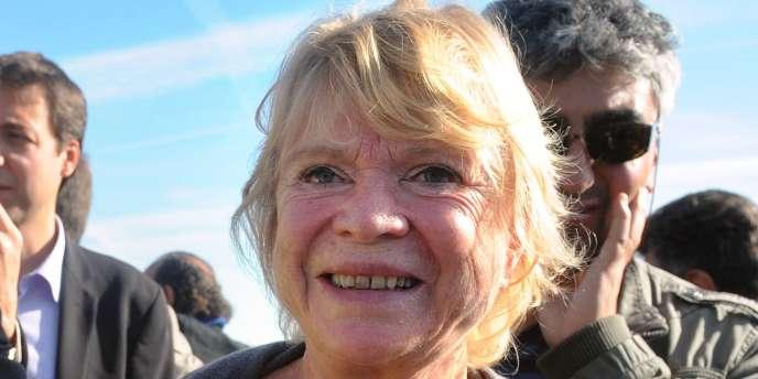 Venue à Toulouse le 21 septembre pour commémorer l'accident d'AZF, Eva Joly a été ignorée par tout le gratin local.
