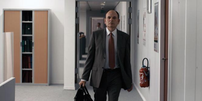 Jean-Pierre Darroussin dans le film français de Jean-Marc Moutout,
