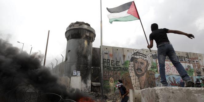 Près de Ramallah, le 23 septembre.