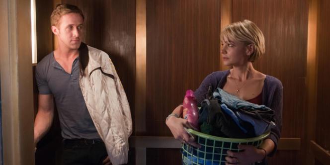 Ryan Gosling et Carey Mulligan dans le film américain de Nicolas Winding Refn,