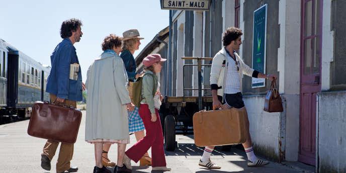 Une scène du film français de Julie Delpy,