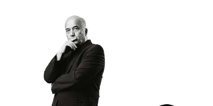 Christian Salmon, chroniqueur pour M le magazine du Monde