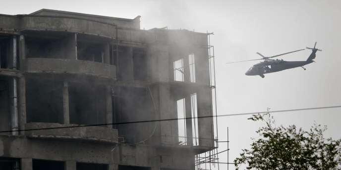 Il y a deux semaines, des activistes ont attaqué l'ambassade des Etats-Unis et le QG de l'OTAN à Kaboul. Les autorités américaines avaient imputé cette opération au réseau Haqqani.