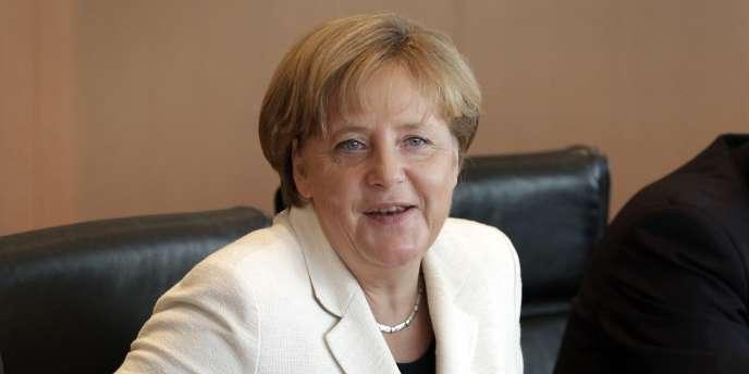 La croissance de l'Allemagne a été un peu plus dynamique qu'attendu au quatrième trimestre de 2013, s'inscrivant à 0,4 %.