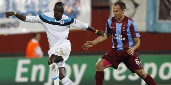 Les Lillois ont concédé le match nul en Turquie (1-1).