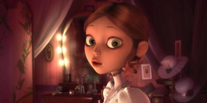 Une scène du film d'animation français de Bibo Bergeron,