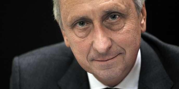 Le procureur de Nanterre, Philippe Courroye.