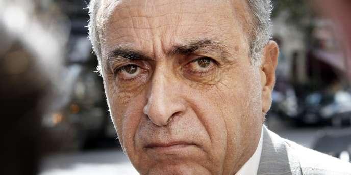 L'intermédiaire franco-libanais Ziad Takieddine.