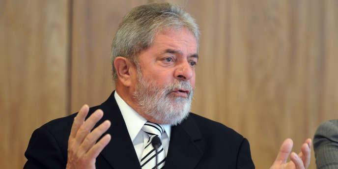 Luiz Inacio Lula da Silva a gouverné le Brésil de 2003 à 2010.