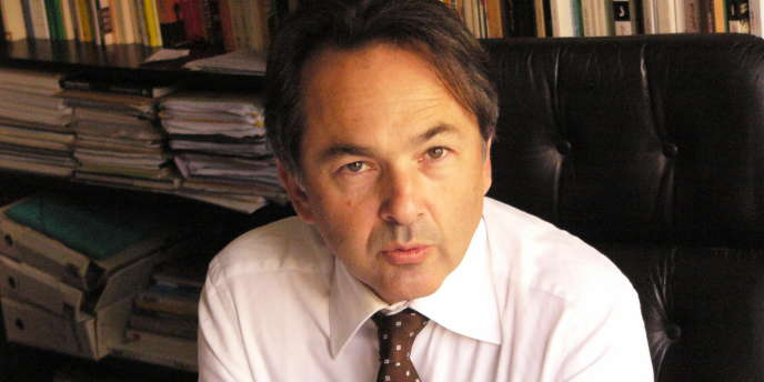 Gilles Kepel, professeur à l'Institut d'études politiques de Paris et spécialiste du Moyen-Orient