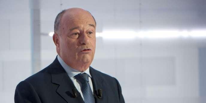 Jean-Michel Baylet, président du Parti radical de gauche et ancien candidat à la