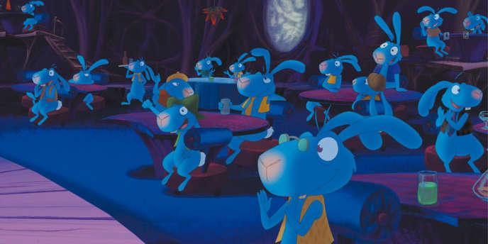 Une image du film d'animation français de Francis Nielsen et Philippe Chatel,