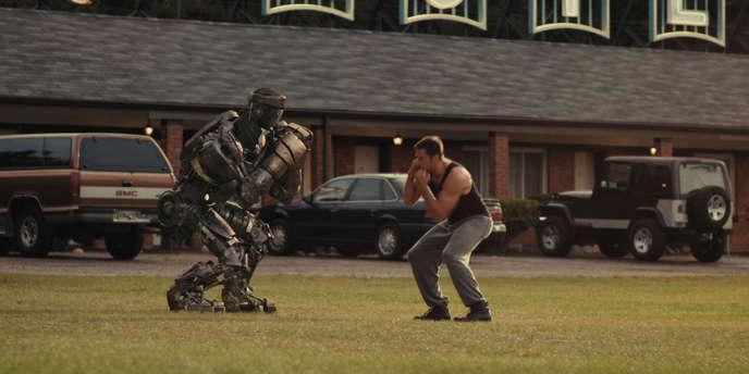 Hugh Jackman dans le film américano-indien de Shawn Levy,